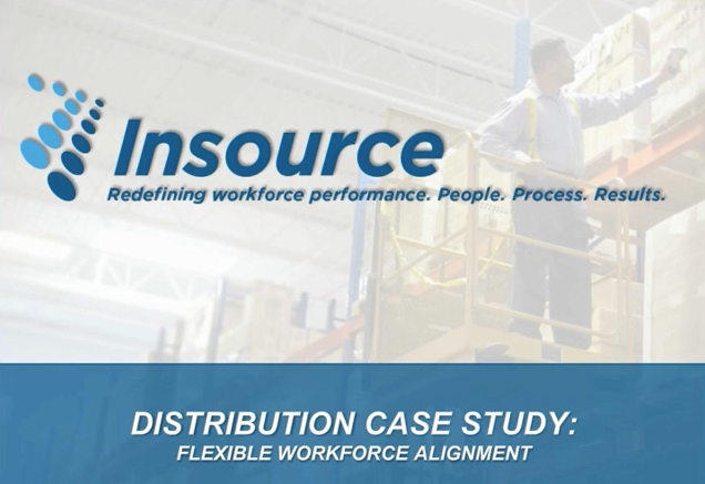 Flexible Workforce Alignment Distribution Case Study