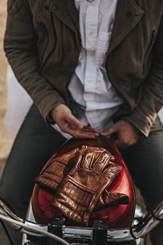 Cabecera guantes