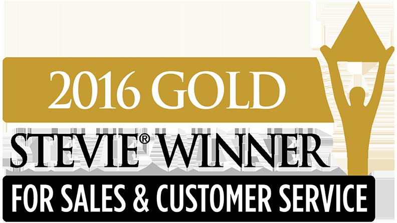 Stevie Award SCS 16 Gold H