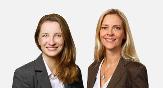 Lisa Weise & Jutta Rogner