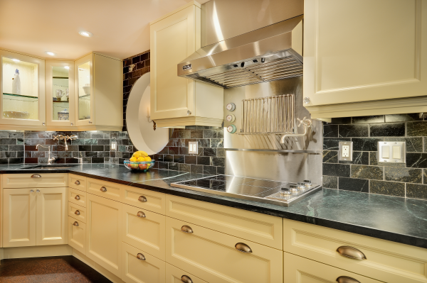 how to make granite countertops smooth