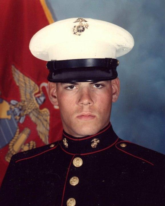 Jesse Wilkins, AIIM's personal USMC Drill Instructor