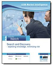 Search and Discovery – exploiting knowledge, minimizing risk