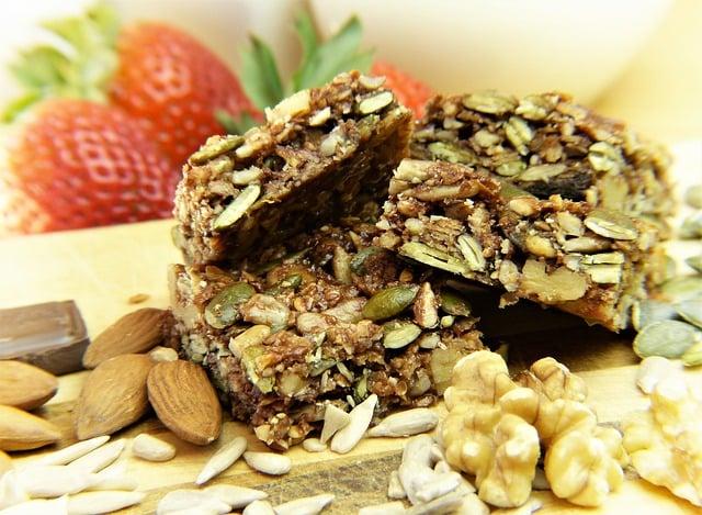 5 gesunde Snacks zum Mitnehmen ins Büro