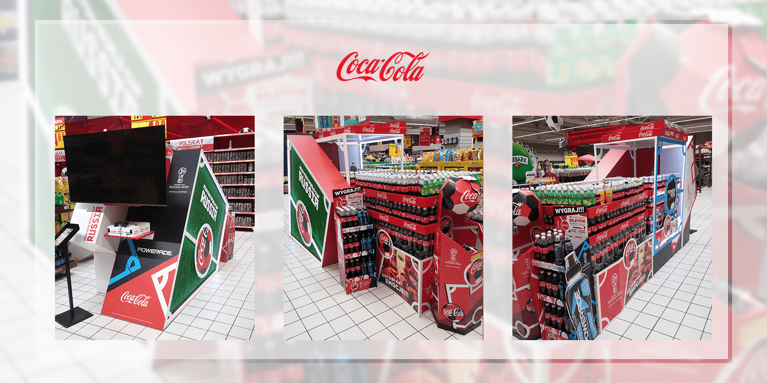 Coca Cola i Mistrzostwa Świata VIP