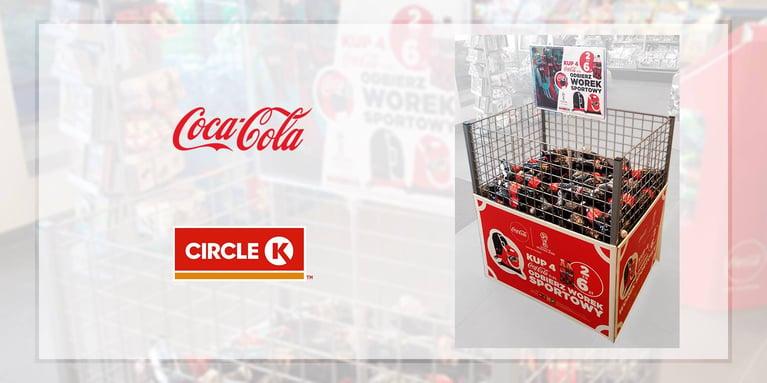 Coca Cola na Circle K - promocje typu Instant Win