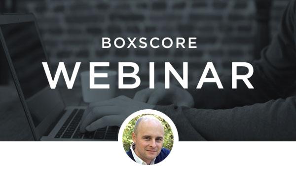 BoxScore Webinar