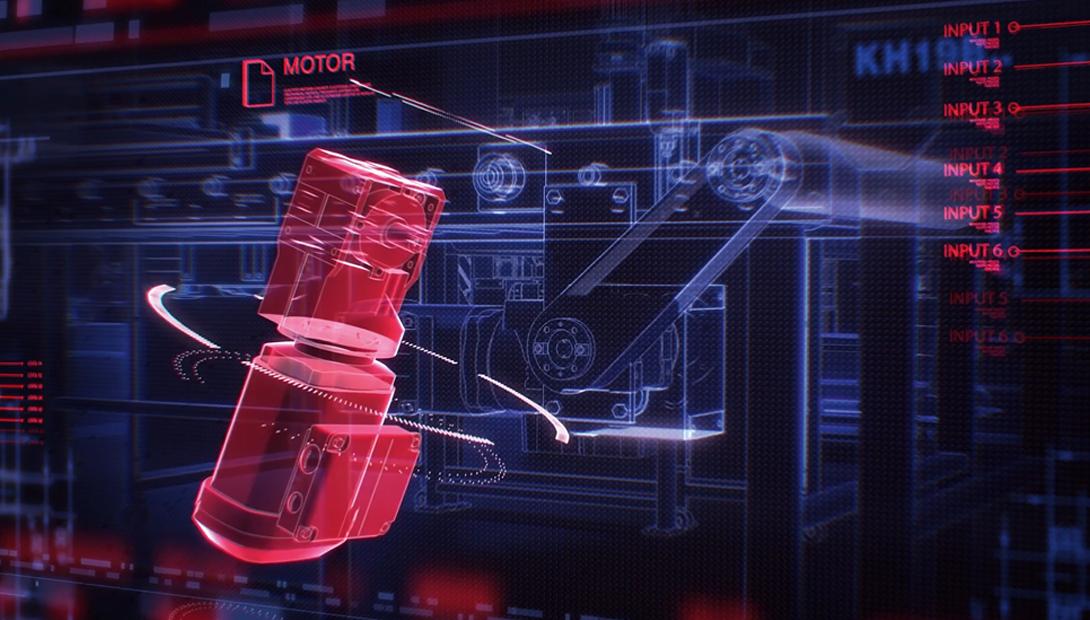 3D Motor als Digitaler Zwilling mit EPLAN Software