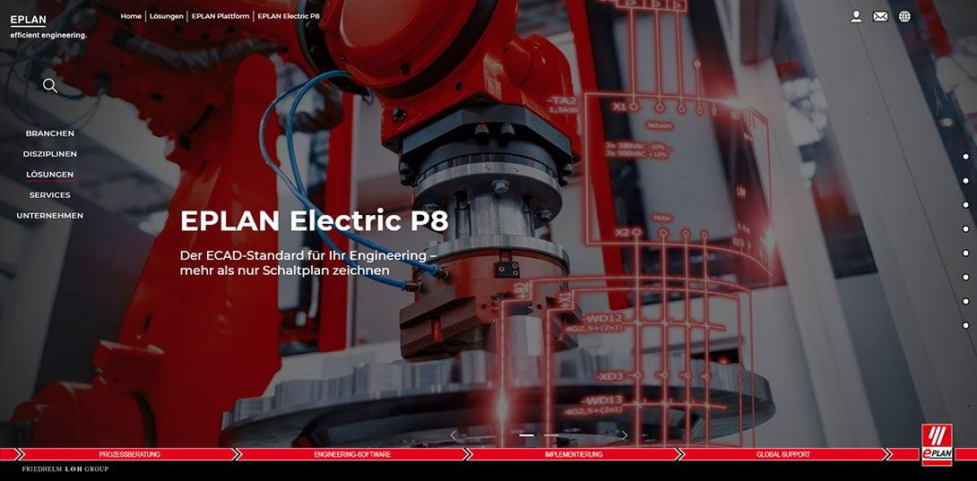 Eplan Website