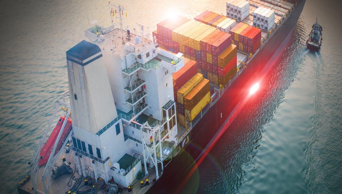 Maritim-Branche und Schiffsautomatisierung