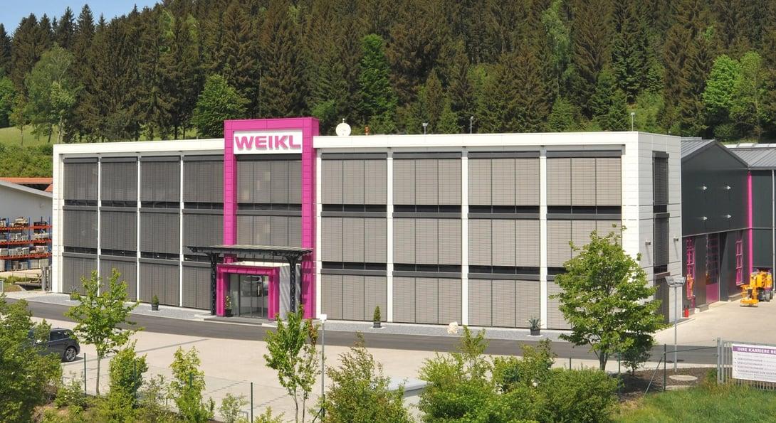 Weikl Firmengebäude