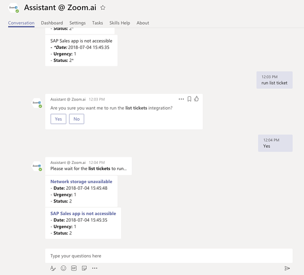 Zoom ai Now Integrates with ServiceNow! — Zoom ai