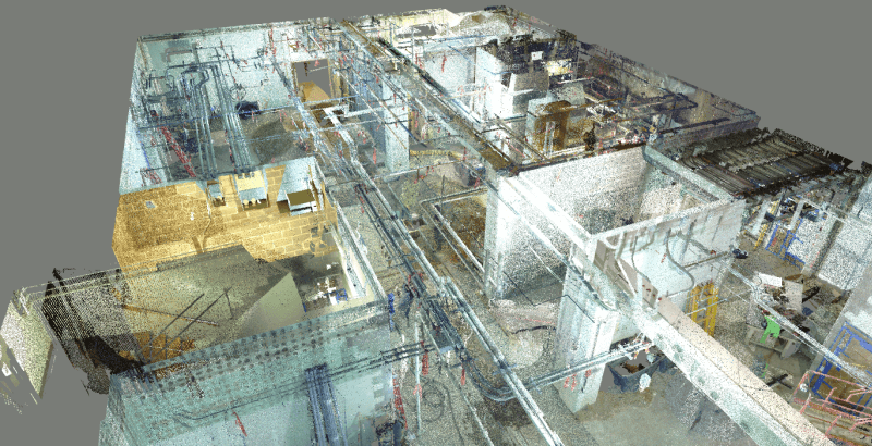 construction_model_point_cloud