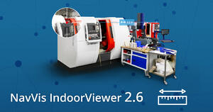 Now available: NavVis IndoorViewer 2.6