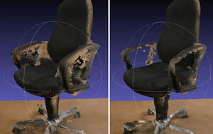 NavVis now uses SLAM to automatically remove point cloud artifacts