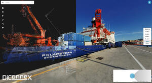 The world's first Digital Twin of a polar research ship, powered by Na...