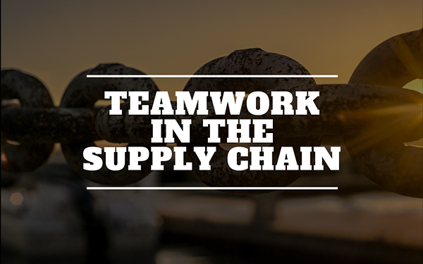 Teamwork in the supply chain