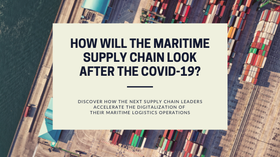 The Covid 19 as an accelerator of the supply chain digitalization