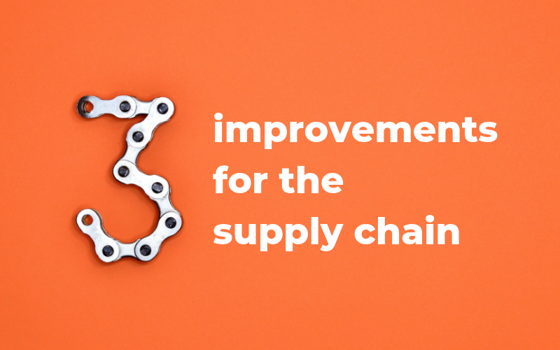 improve your supply chain