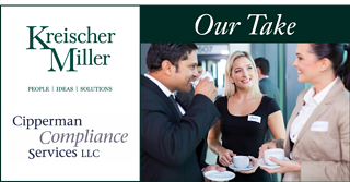Financial Industry Insights Over Lunch Sponsored by Kreischer Miller and Cipperman Compliance Services