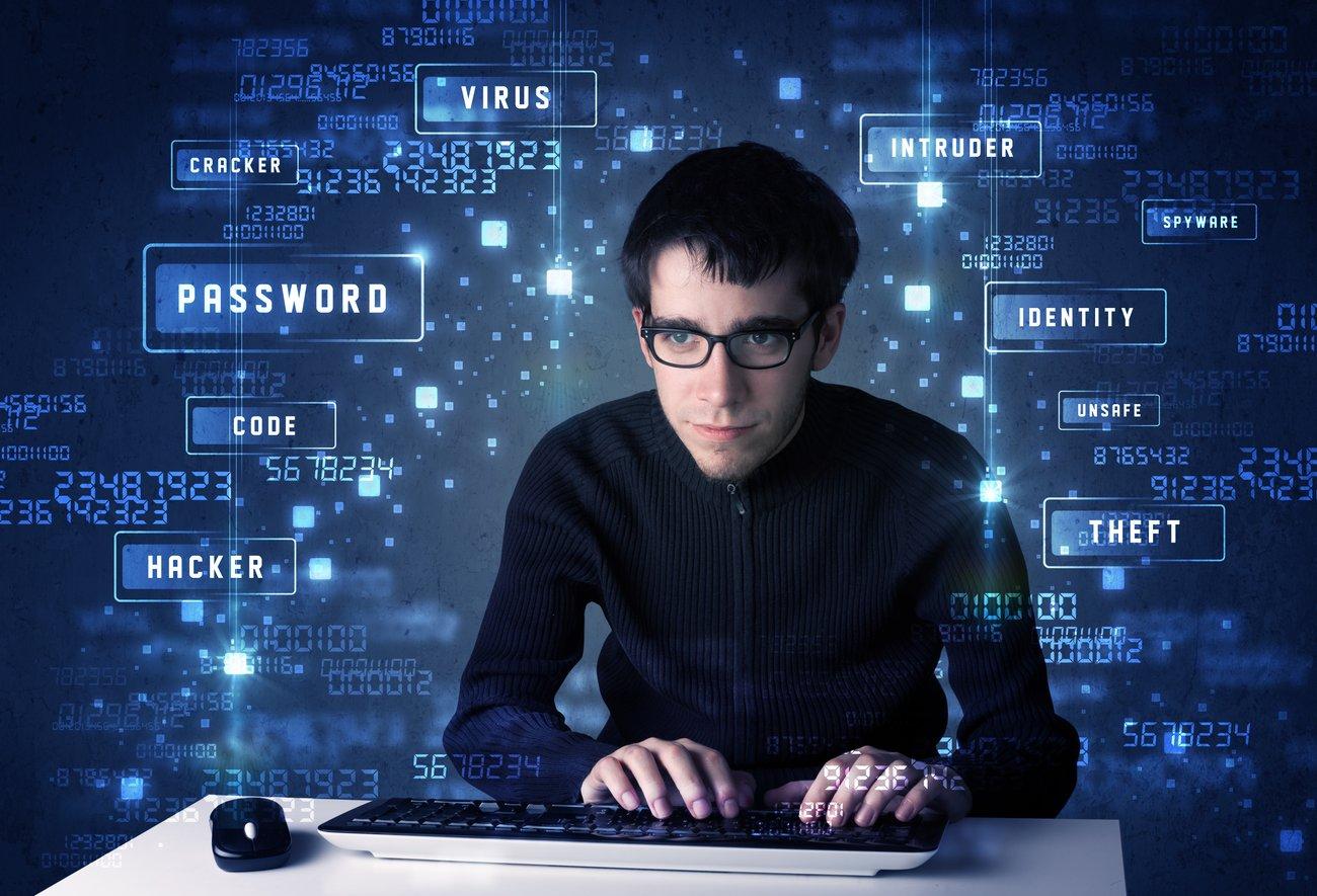 cyber-intruder