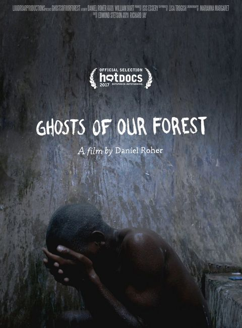 African-Tribe-Documentary-Daniel-Roher-Ghosts-of-Our-Forest-Poster