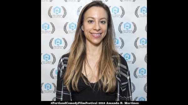Screenwriter Amanda R. Martinez
