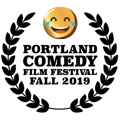Portland-Comedy-Film-Festival-Fall-2019-Logo-Black-Laurel-Transparent-400