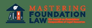 mastering law foundation logo