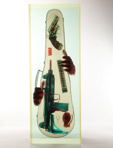 CERNY_X-Ray Violin 1_33 x 12 x 6