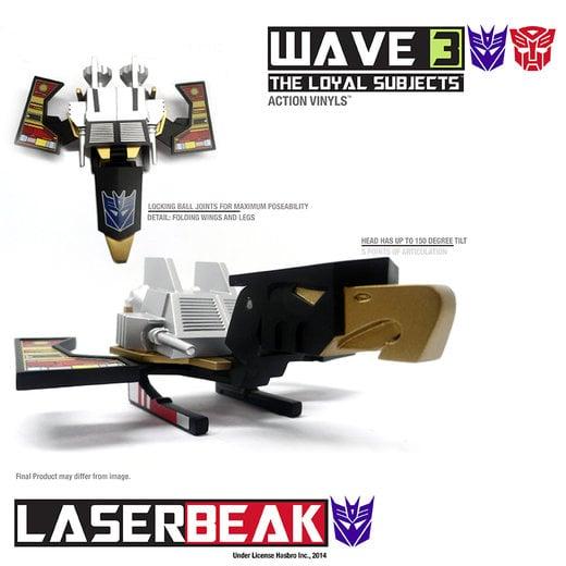 TF3-LASERBEAK