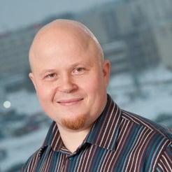Verkkokaupan asiantuntija Miika Malinen