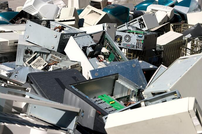 Computer Recycling: How Does it Work?