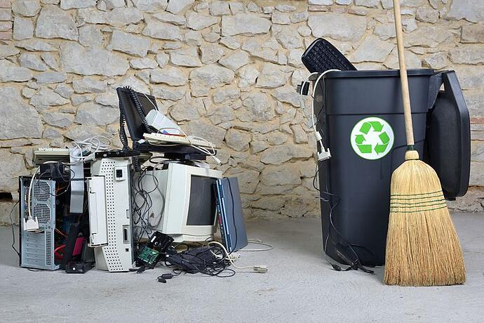 How Law Firms Can Responsibly Recycle Computers and Maintain Data Security