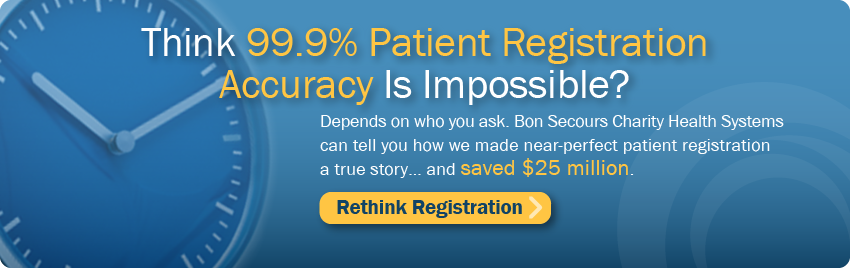 patient registration accuracy