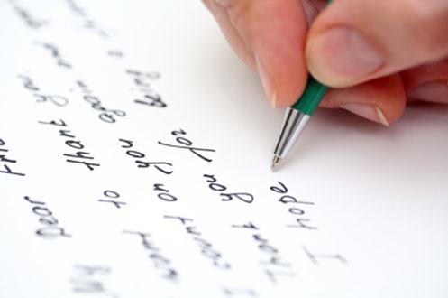 Writing skills?
