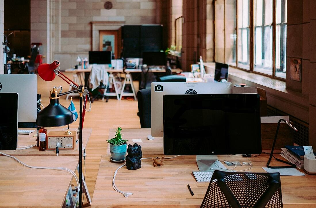 How to Boost Your Motivation at Work by Changing Your Surroundings