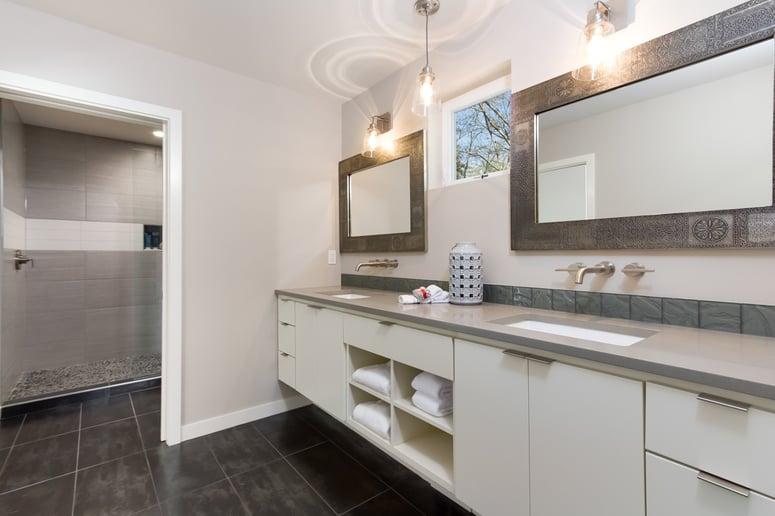 Seattle Bainbridge Island | Home Builder | Bathroom |Blackwood Builders Group