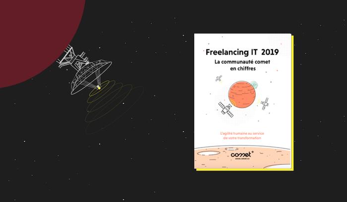 Etude Freelancing IT 2019 : la communauté Comet en chiffres
