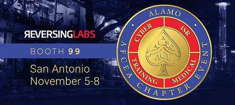 Join ReversingLabs at Alamo Ace in San Antonio, Texas, to See the Latest in Advanced Malware Hunting