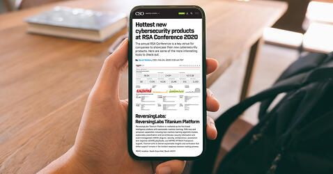 CSO Online: Hottest new cybersecurity products at RSA Conference 2020