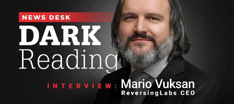 Live Interview: Mario Vuksan sits down with Dark Reading News at BlackHat USA 2018