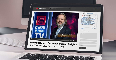 Cyber Defense Magazine's Gary Miliefsky Interviews Mario Vuksan