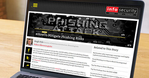InfoSecurity: #HowTo Mitigate Phishing Risks