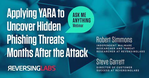 Applying YARA to Uncover Hidden Phishing Threats Months After the Attack
