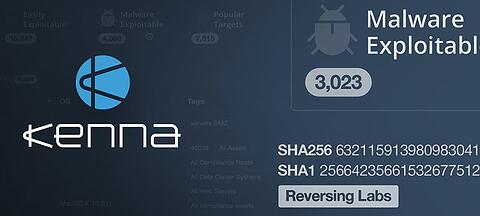 Kenna Security and ReversingLabs Partner to Identify and Prevent Malware Threats