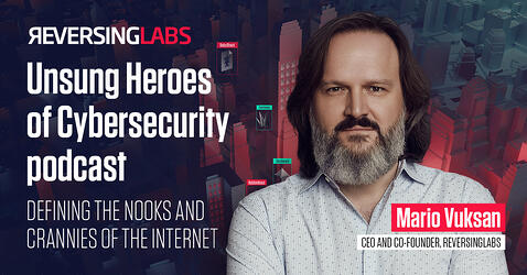 Unsung Heroes of Cybersecurity podcast