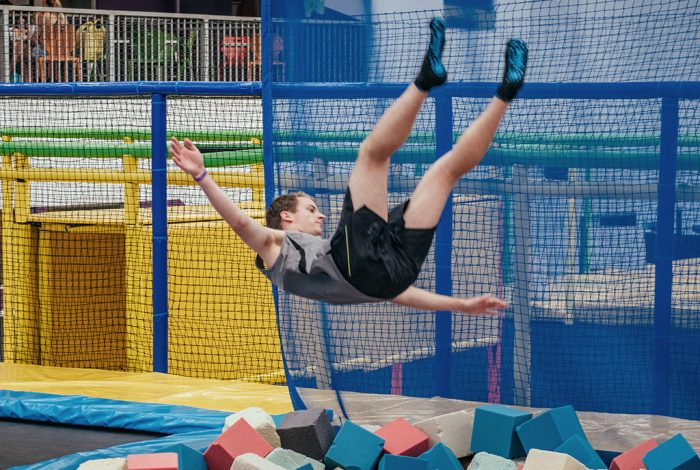 Setting up your Trampoline Park for SUCCESS