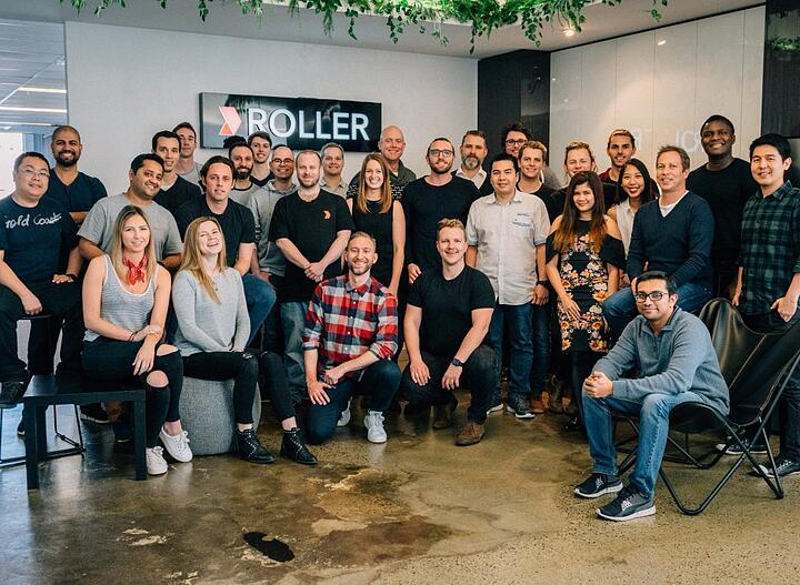 A note from our CEO: ROLLER Series B Investment
