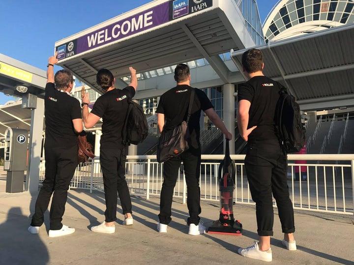 Countdown to IAAPA Orlando 2018
